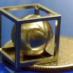 KV六面加工サンプル(球)